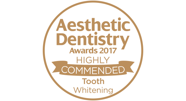 award-winning dentist london