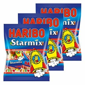 sugar in haribo starmix