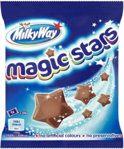 sugar in magic stars